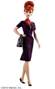 Joan Holloway Barbie